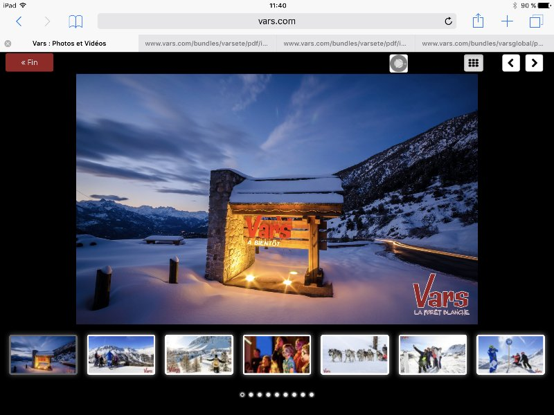 Chalet Changalan T4, holiday rental in Vars
