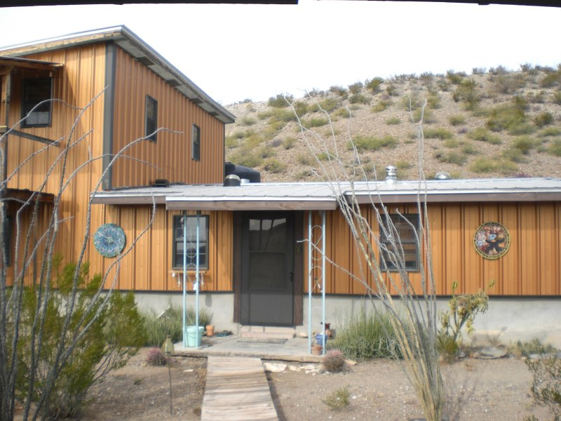 Indio Ranch Cabin, vacation rental in Marfa