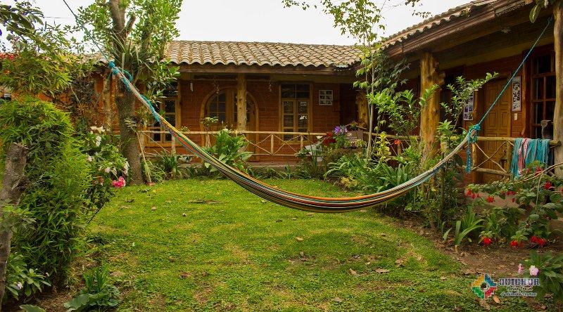 Runa Kawsay Guest House, alquiler de vacaciones en Ibarra