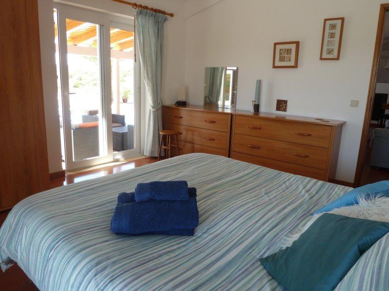Azeitona Master bedroom