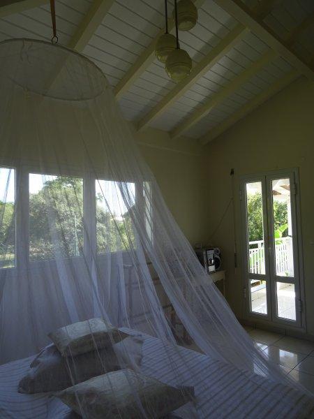 Dormitorio principal Meadow View