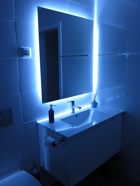 Nouvelle salle de bains - douche italienne