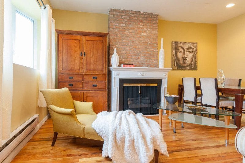 Amazing Private Room Near NYC #1, aluguéis de temporada em Jersey City