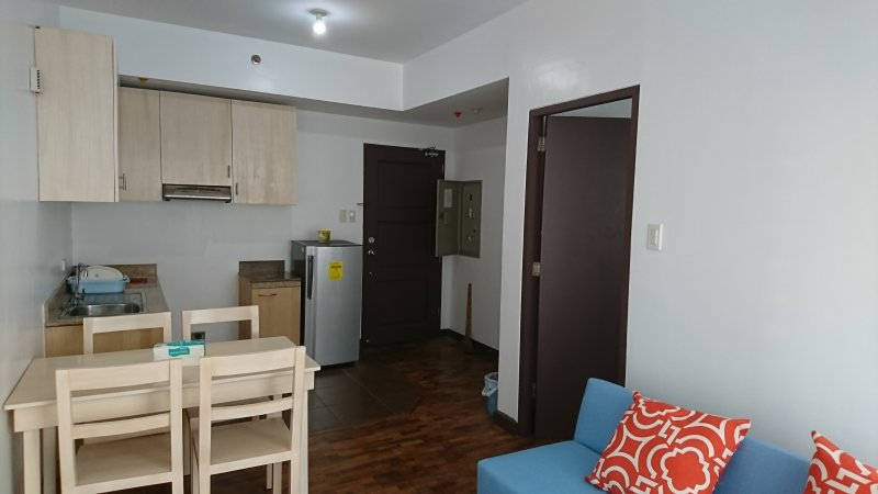 Capital Tower | 1Bedroom Fully Furnished | Parking + WiFi, holiday rental in San Juan