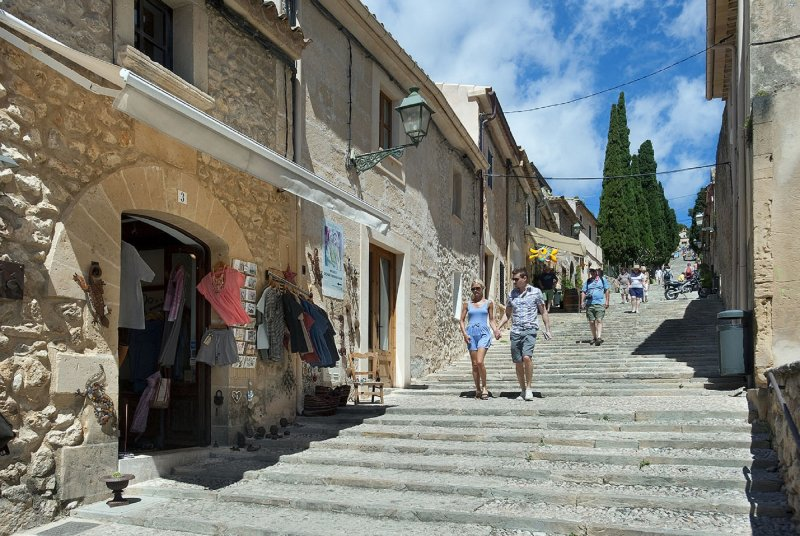 Photo of Boutique Home Guillem Walking to the Old Town