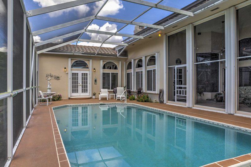 Escape to Palm Beach Gardens at this vacation rental apartment!