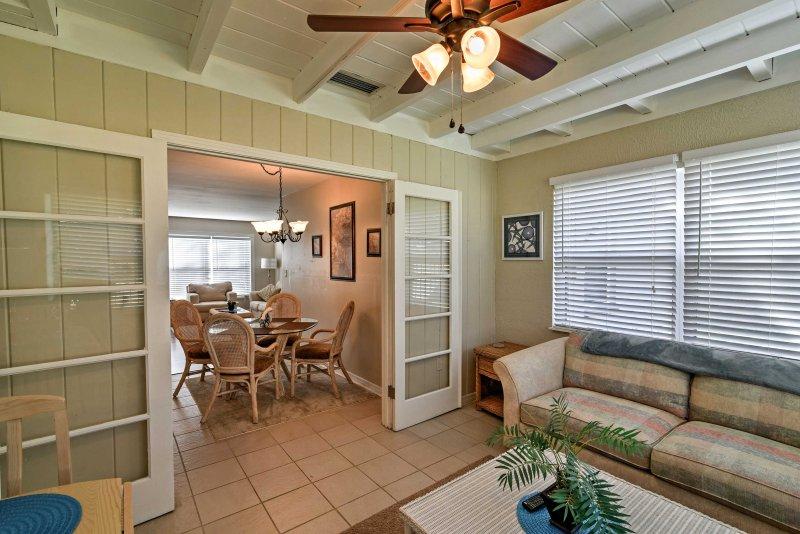 Um retiro ideal Flórida aguarda até 6 hóspedes neste alojamento de férias Seminole!