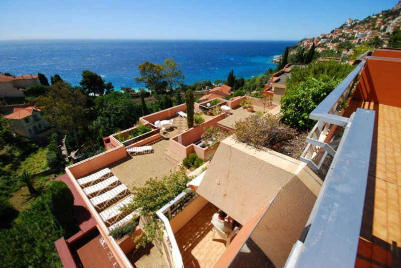 Studio le Golf Bleu, alquiler vacacional en Roquebrune-Cap-Martin