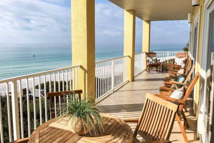 Amazing Views pour Miles depuis le balcon à Key Largo!