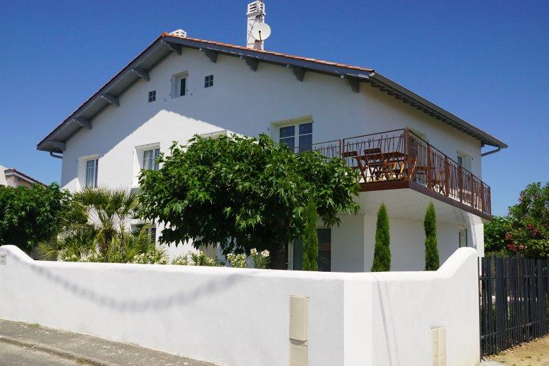 Villa Itsas Ondoa T4 1. Stock Balkon