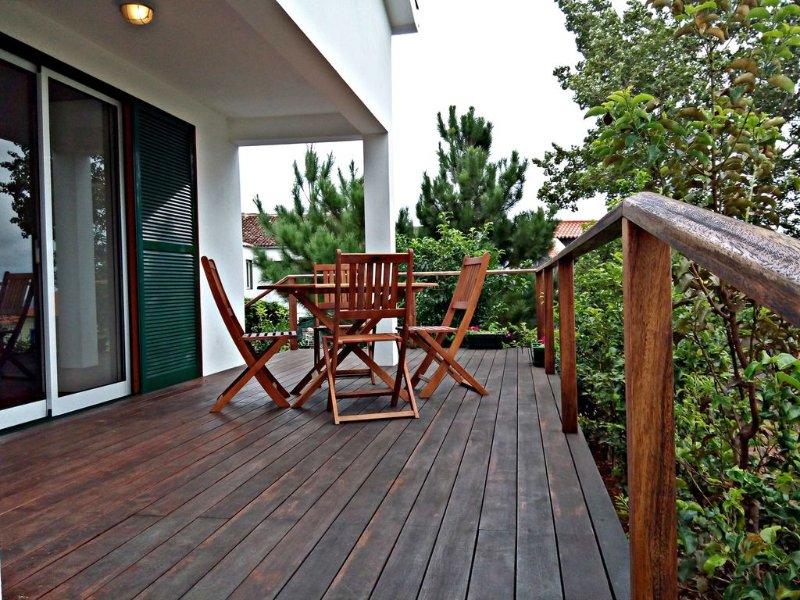 Casa de Madeira - Simples, confortável e acolhedora, holiday rental in Varzea