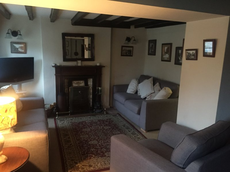 sunnyside cottage hutton- le h, holiday rental in Cropton