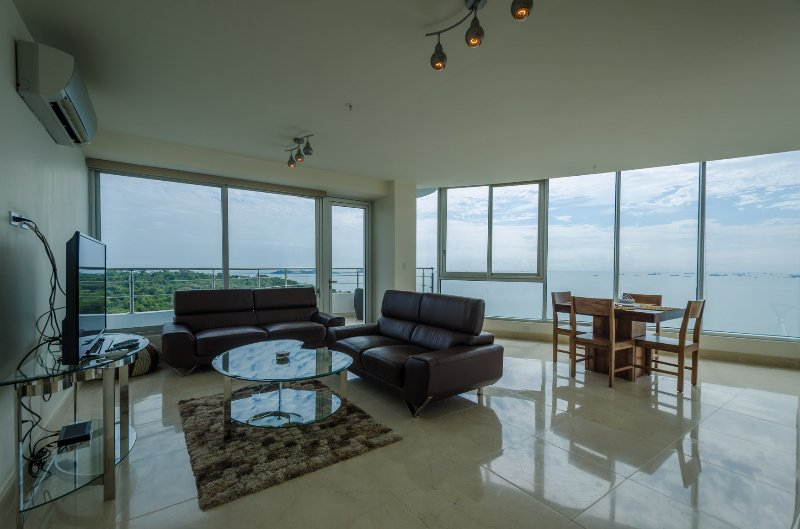18F 2 Bedroom with Ocean Views, Casa Bonita, Panama City - Panama, aluguéis de temporada em Isla Taboga