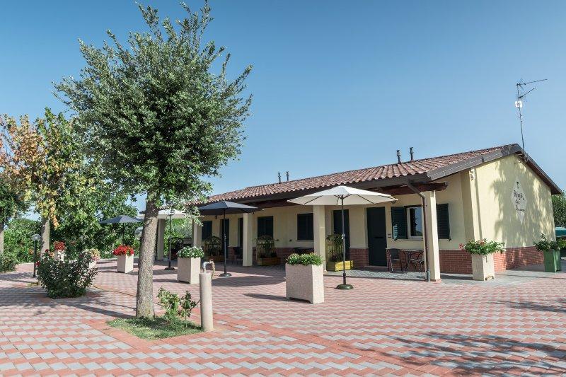 Il Rifugio di San Francesco - Bastia Umbra, casa vacanza a Tordandrea