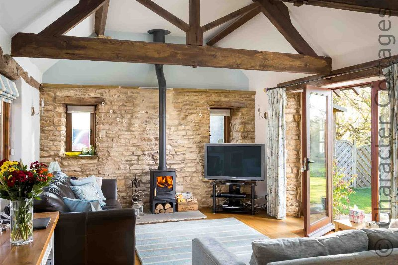 Perry Cottage is a beautiful converted cottage located in the village of Paxford, holiday rental in Paxford