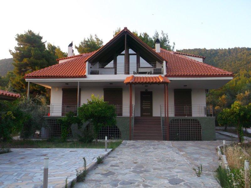 Alex's House, vacation rental in Kamena Vourla
