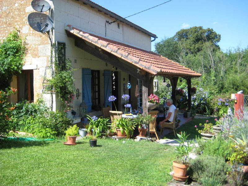 The Well House, holiday rental in Chenaud