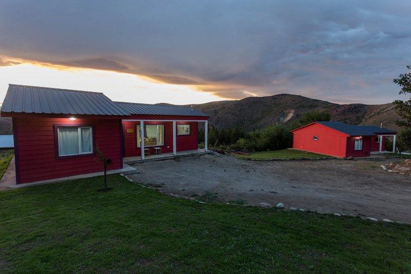 Cabañas La Lila- Huinganco- Norte Patagónico- Neuquén- Argentina, location de vacances à Huinganco