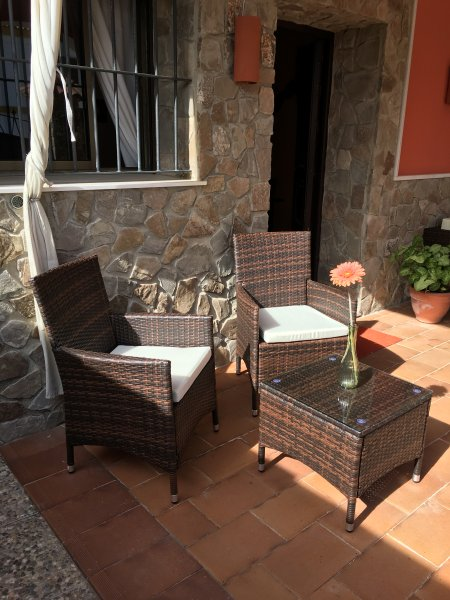 Porch - Armchairs