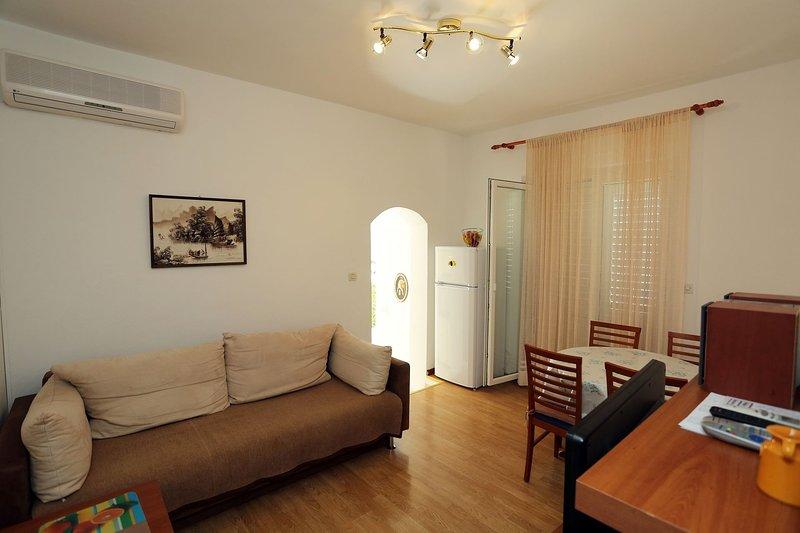 A1 (4 + 1): sala de estar
