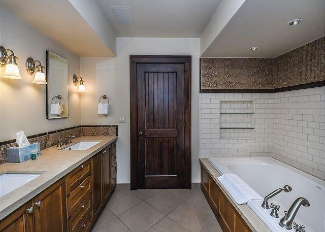 Banheiro Master