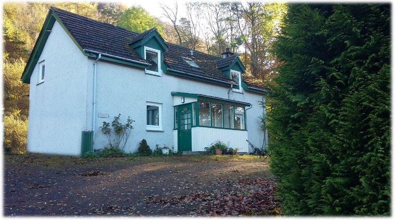 Vue de face du Cottage Netherwood