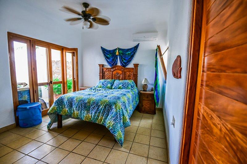Chambre # 2 à l'étage inférieur de la Casa Loma