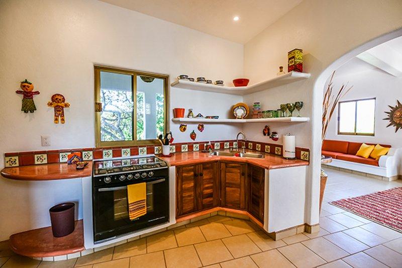 Alimentaire zone de préparation de la cuisine Casa Abuelitos