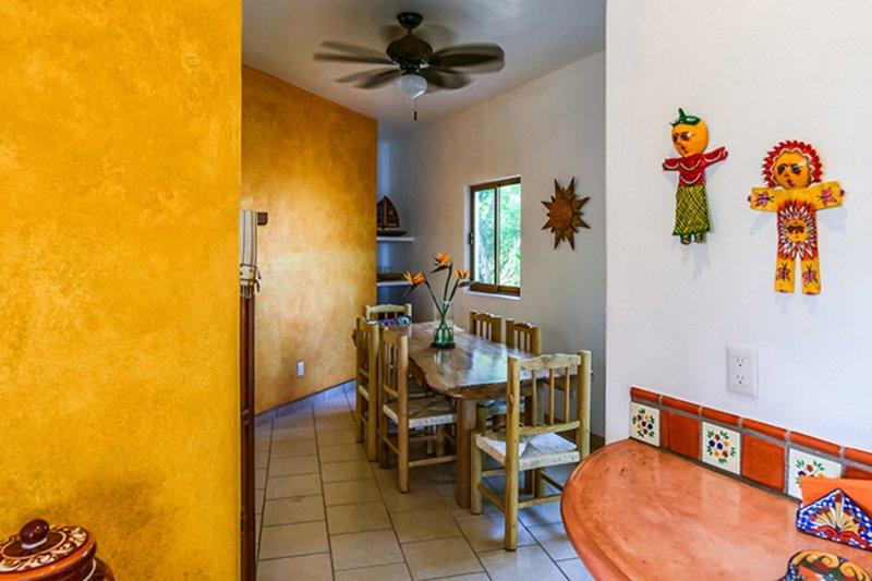 Salle à manger de Casa Abuelitos