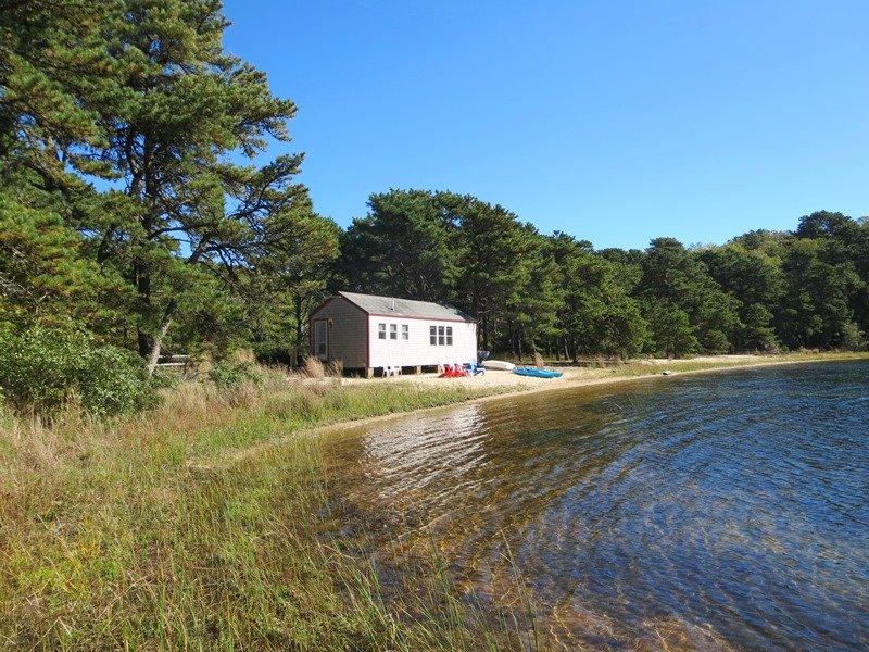 Bem-vindo ao Long Camp na água - 1047 Old Queen Anne Road Chatham Cape Cod - Nova Inglaterra Casas para temporada