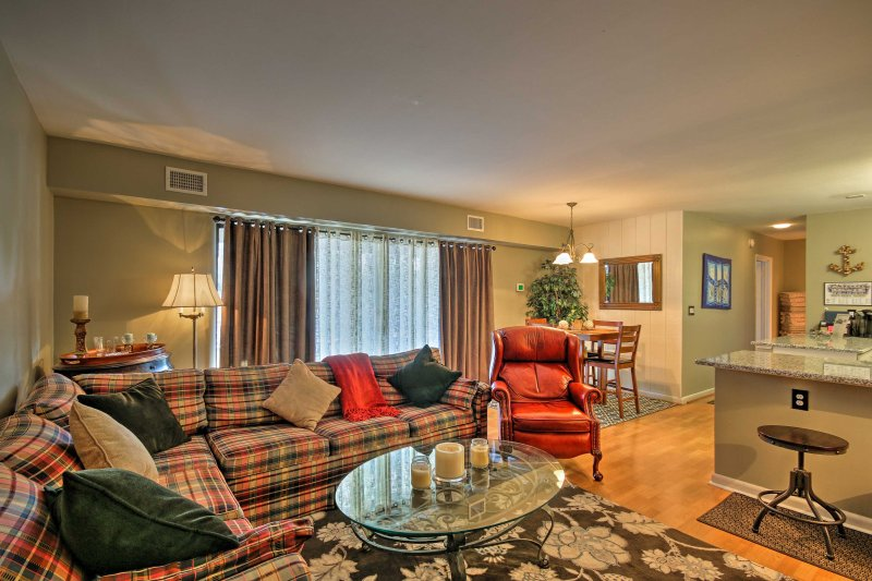 Fuga per Annapolis in stile in questo appartamento in affitto situato in posizione ideale!