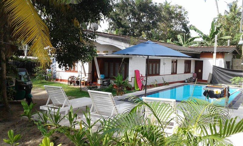 Shrinith's Place - Dodanduwa / 3 BR with 1 WC, holiday rental in Dodanduwa