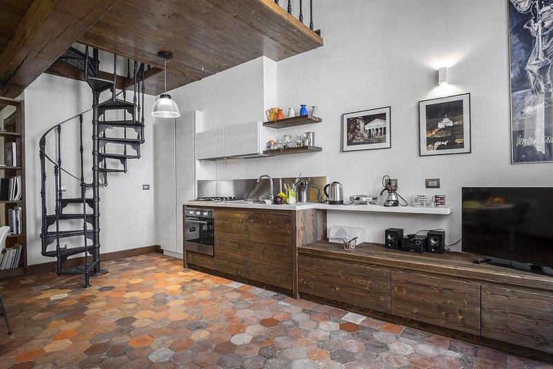 Apartment 1 - Kochnische