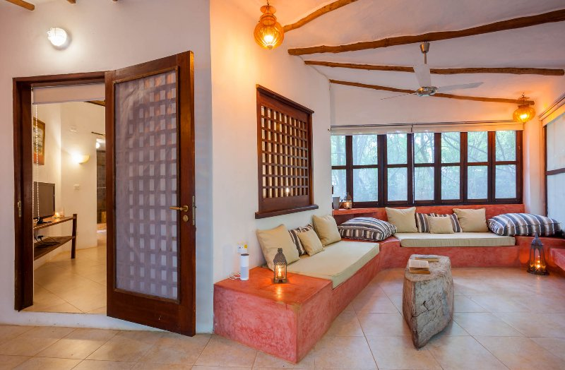 Tequila Sunrise Forest Cabana, holiday rental in Diani Beach