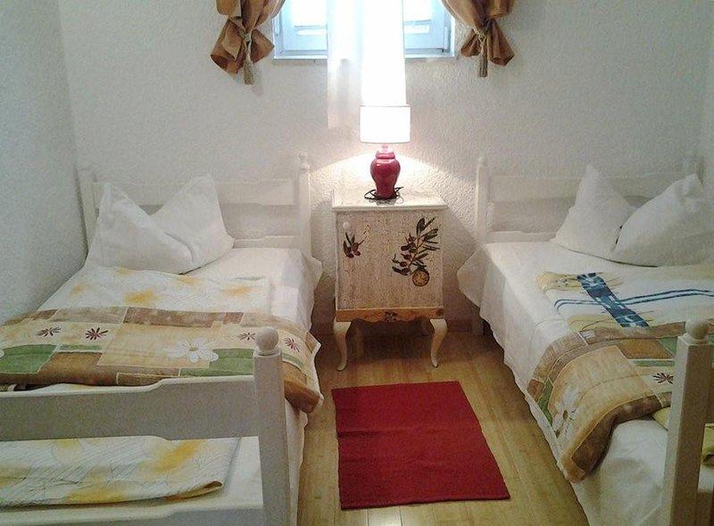 Chambre 1, Surface: 8 m²