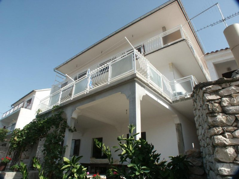 Four bedroom apartment Grebaštica, Šibenik (A-482-a), vacation rental in Grebastica