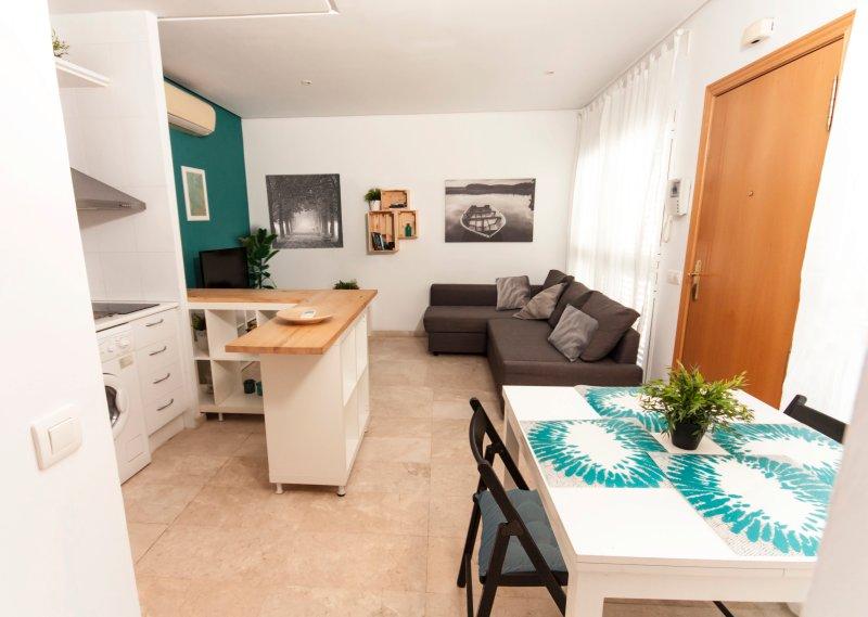 Apartamento Alamos, alquiler vacacional en Málaga