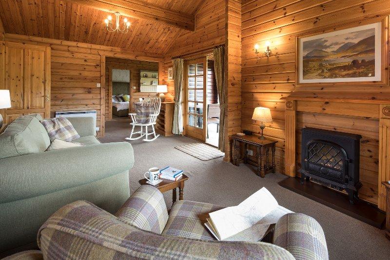 mallard lodge luxury lake district log cabin mountain views rh tripadvisor co uk
