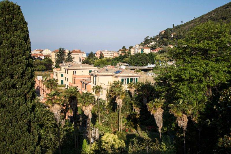 Apartment G - Terrace - Levanto Cinque Terre, vakantiewoning in Legnaro