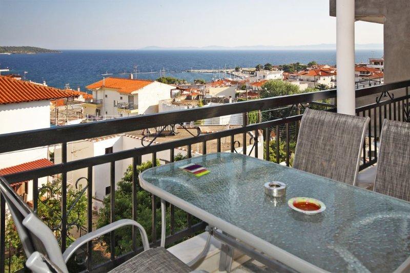 Marina's House, aluguéis de temporada em Paradisos