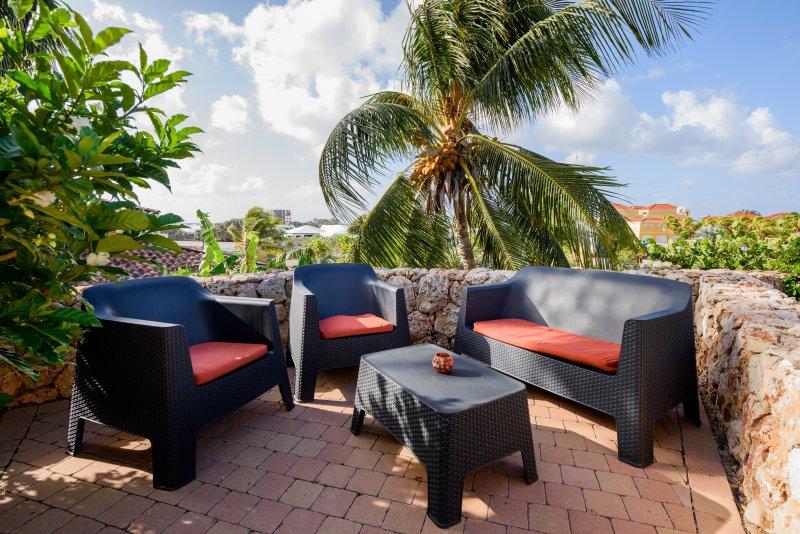 Terrace - outdoor lounge set