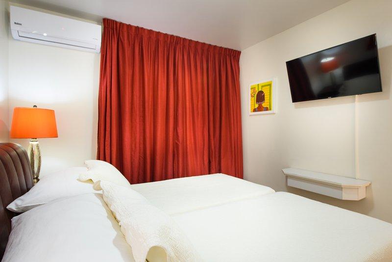 Bedroom 2 - smart TV