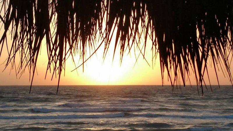 Taken at Juno Beach during a gorgeous sunrise!