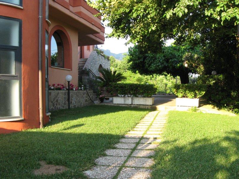 Tripla, alquiler vacacional en Roccamandolfi