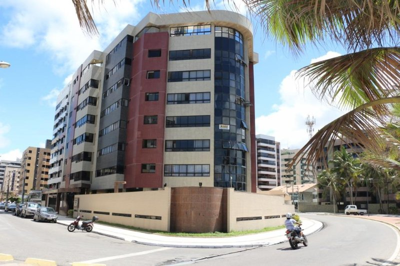 Edifício Enseada Jatiúca - Beira Mar, holiday rental in Maceio