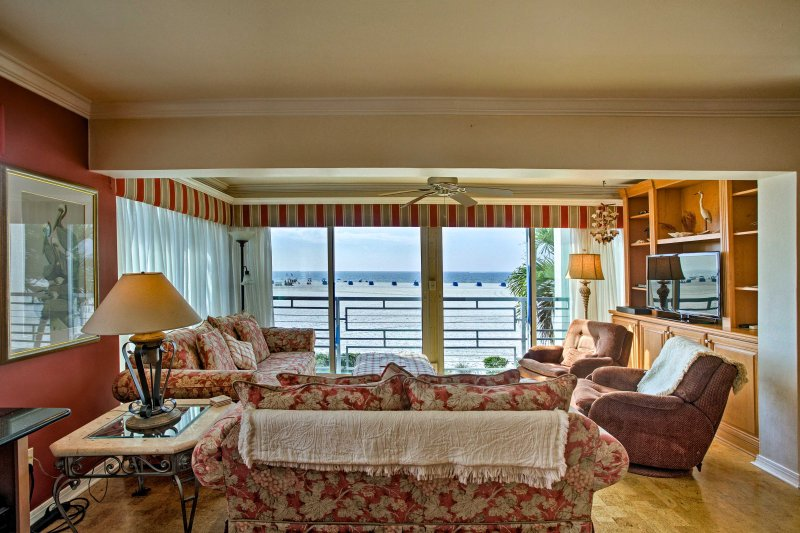 ¡Lleve a su próxima escapada a la Costa del Golfo a este condominio en alquiler en Fort Myers Beach!