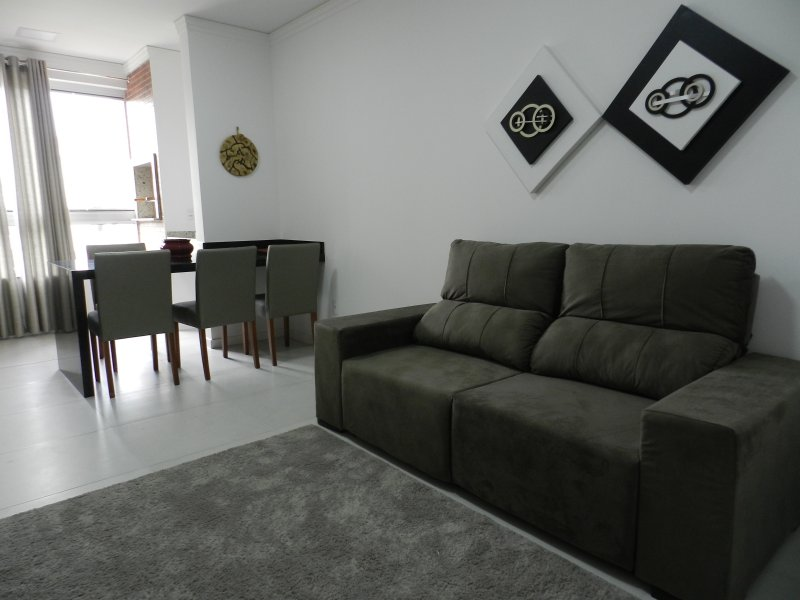 APARTAMENTO SUPER NOVO EM FLORIPA/INGLESES - 2 SUITES, holiday rental in Ingleses