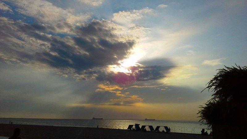 Profitez des magnifiques couchers de soleil de Santa Marta.