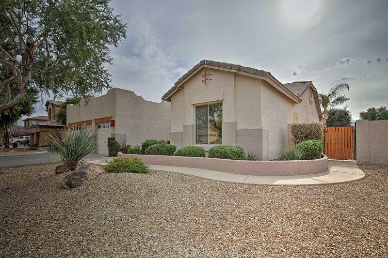 Dit Chandler huis is de perfecte bestemming voor uw volgende vakantie!