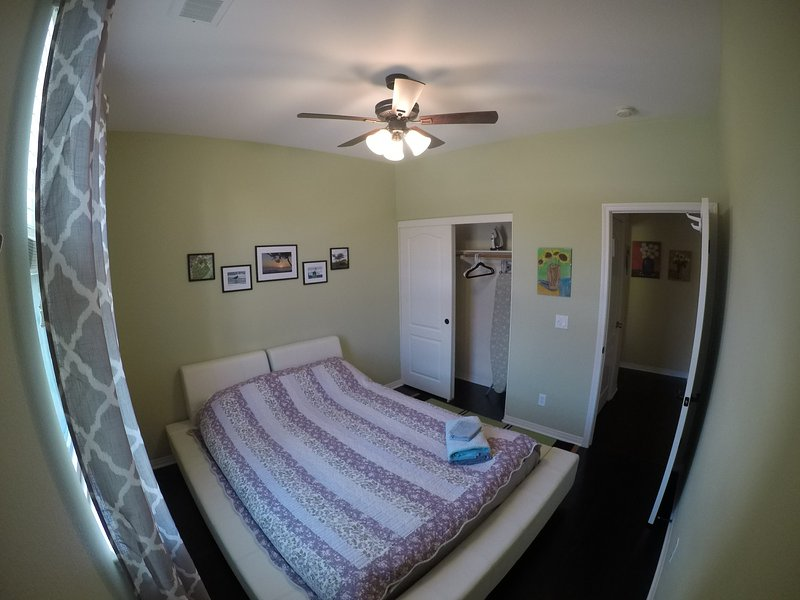 Private 1 bedroom